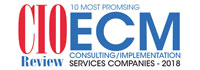 Top 10 ECM Consulting/Implementation Services Companies - 2018